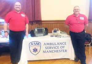 "ASM Participates in 'Stop The Bleed"" Event"