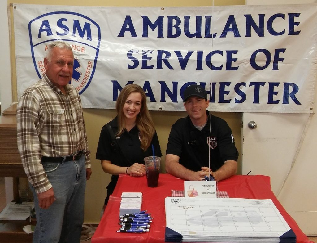 "ASM Participates in ""Life is a Picnic"" Senior Health Fair"