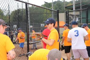 ASM Plays in Annual Charity Softball Tournament!