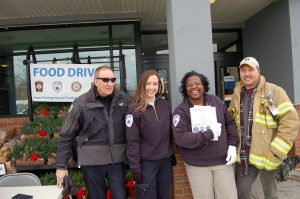 10th Annual Emergency of Hunger Food Drive Results!