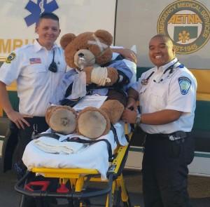 The Story of Teddy the Trauma Bear