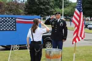 ASM Attends Veteran's Recognition Event in Manchester