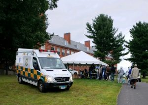Aetna Participates in 2018 CT Veterans Stand Down