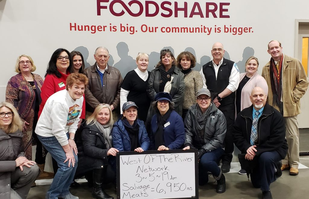 Aetna Attends Food Share Event