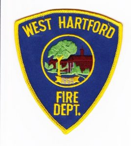 Praise from West Hartford Fire Department