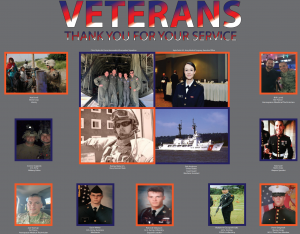 ASM Recognises Veterans and Current Service Members