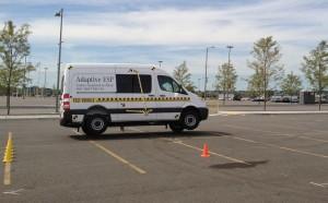 Aetna and ASM Ambulance Mercedes Sprinter ESP