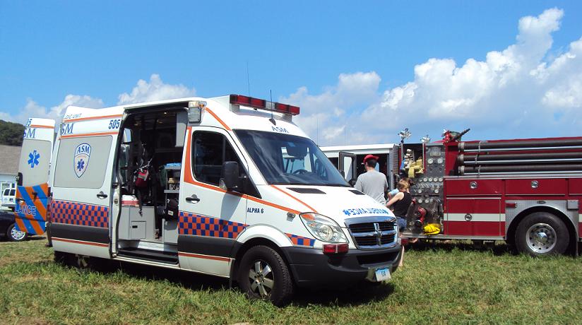 Ambulance Service of Manchester (ASM)