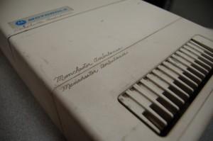Early EKG Transmission Device Resurfaces