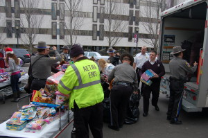 Connecticut State Police, Aetna and ASM Toy Drive for CCMC – Event Wrap-up