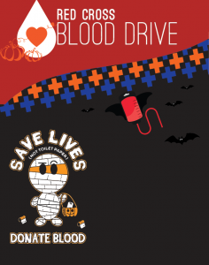 ASM Blood Drive Results
