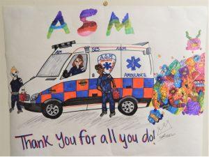 ASM Receives Artwork