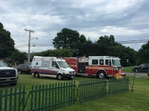 ASM and South Windsor Fire Department Standby at Circus