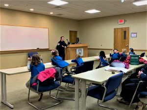 ASM Hosts Local Girl Scout Troop